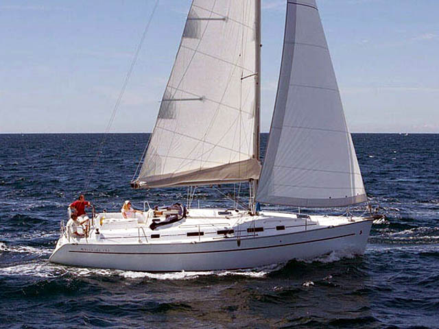 Helena Beneteau Cyclades 39.3