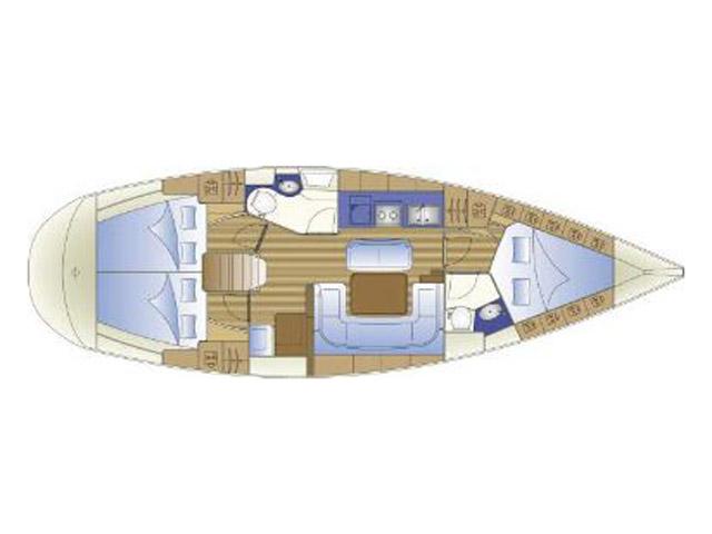 VIOLA ( new sails) 2