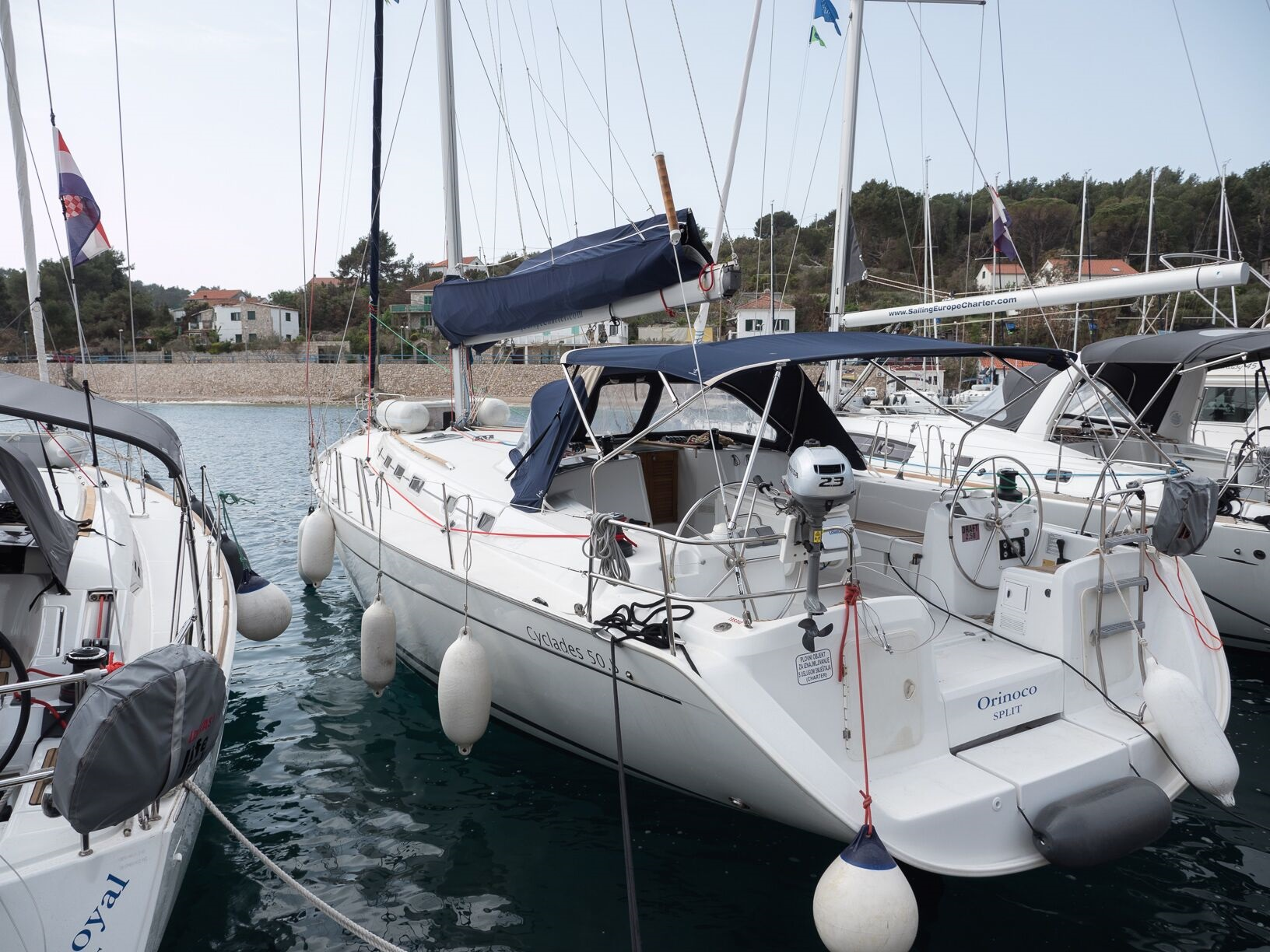 Orinoco Beneteau Cyclades 50.5