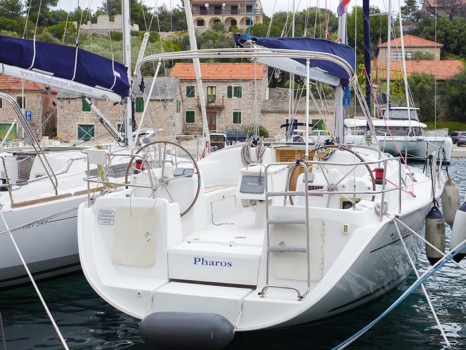 Pharos Beneteau Cyclades 39.3