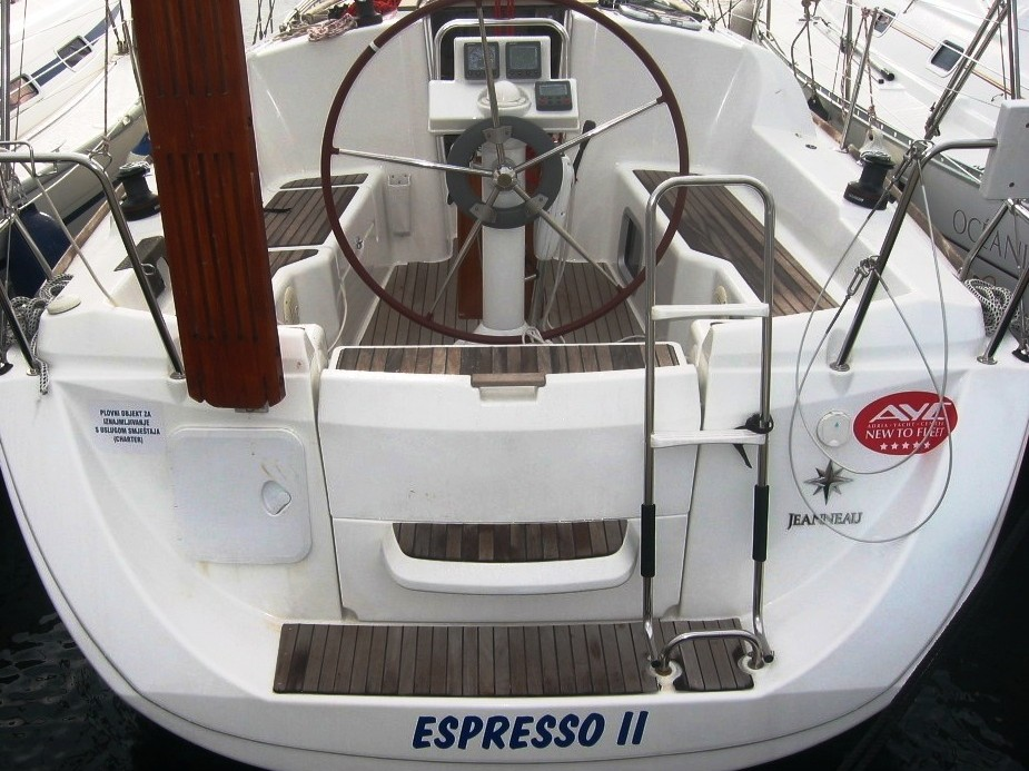 ESPRESSO II Sun Odyssey 30i