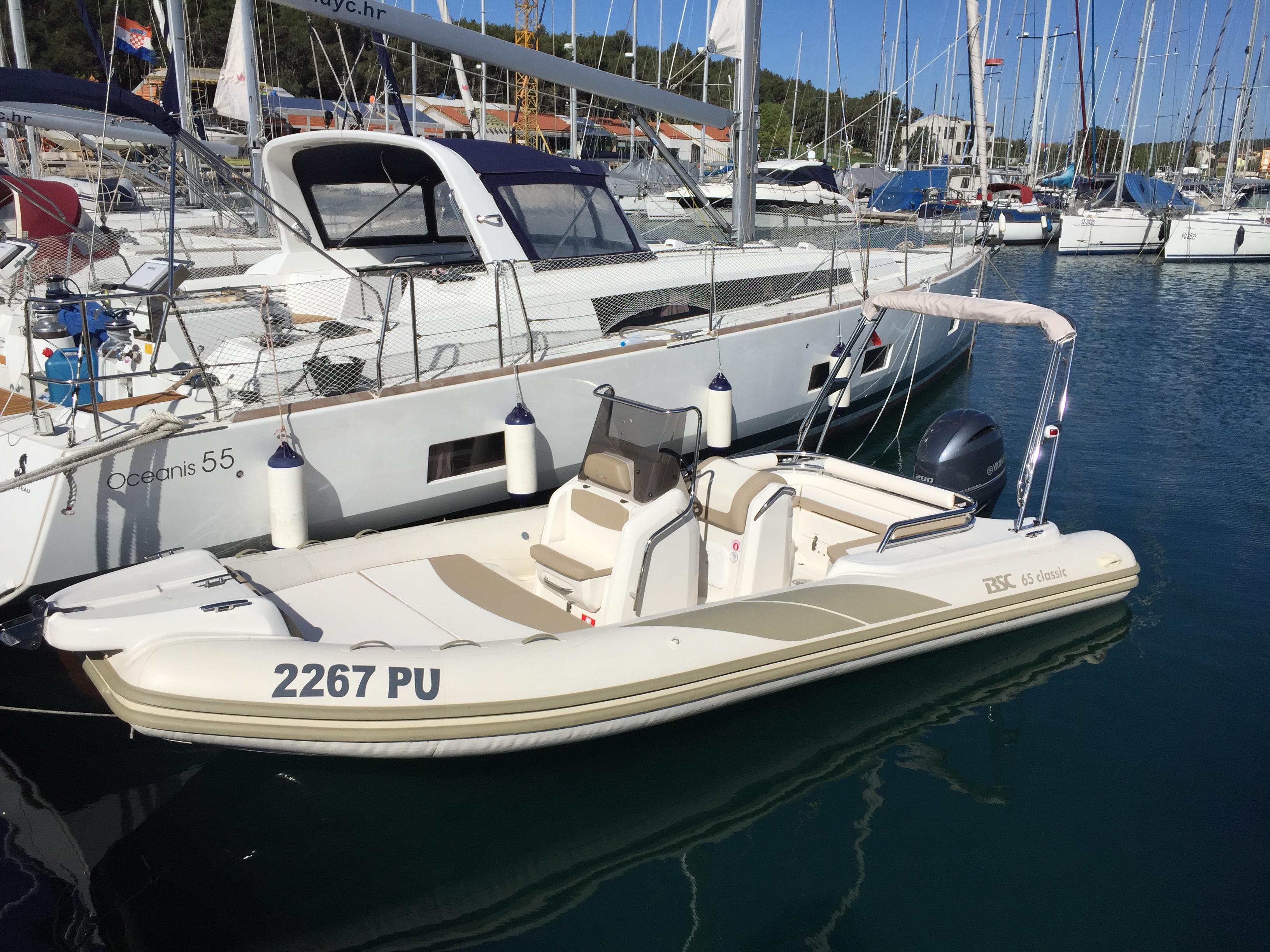 BSC 65 (Yamaha 200) BSC 65