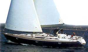 Sun Odyssey 45.1