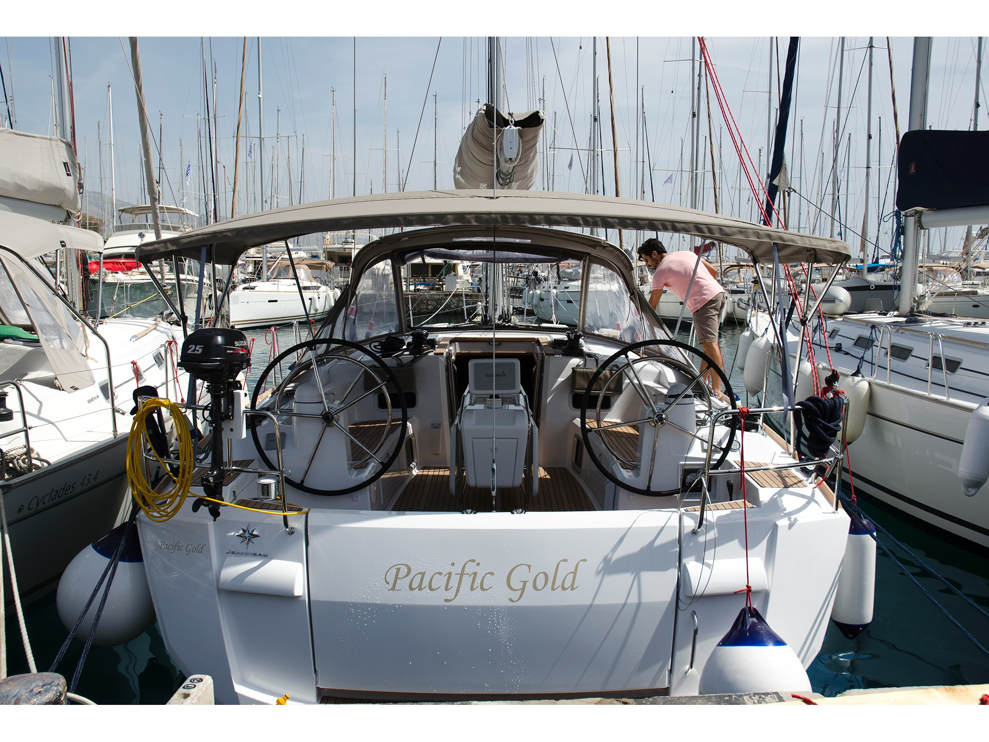 Pacific Gold 1