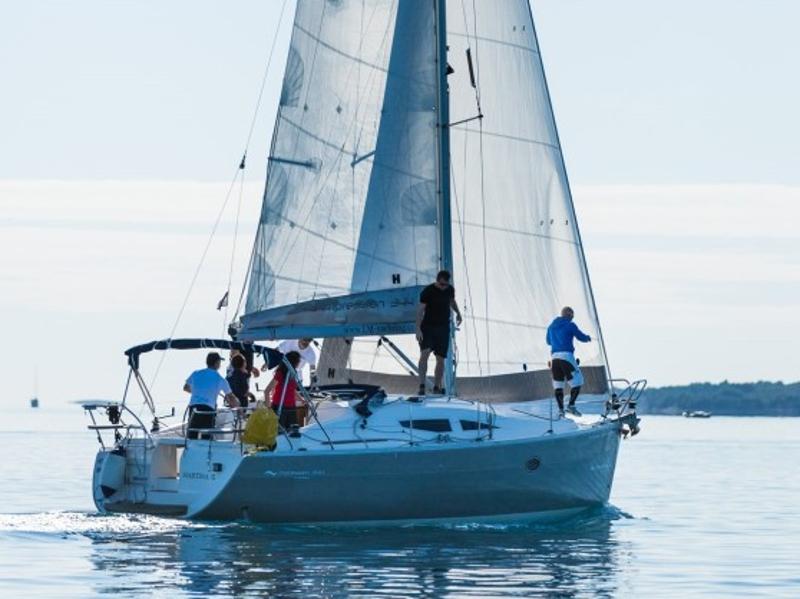 Martina II (sails 2015) Elan 344 Impression