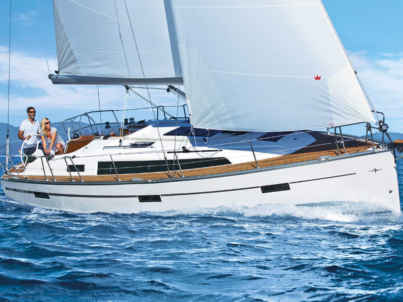 Blue Tone Bavaria Cruiser 37
