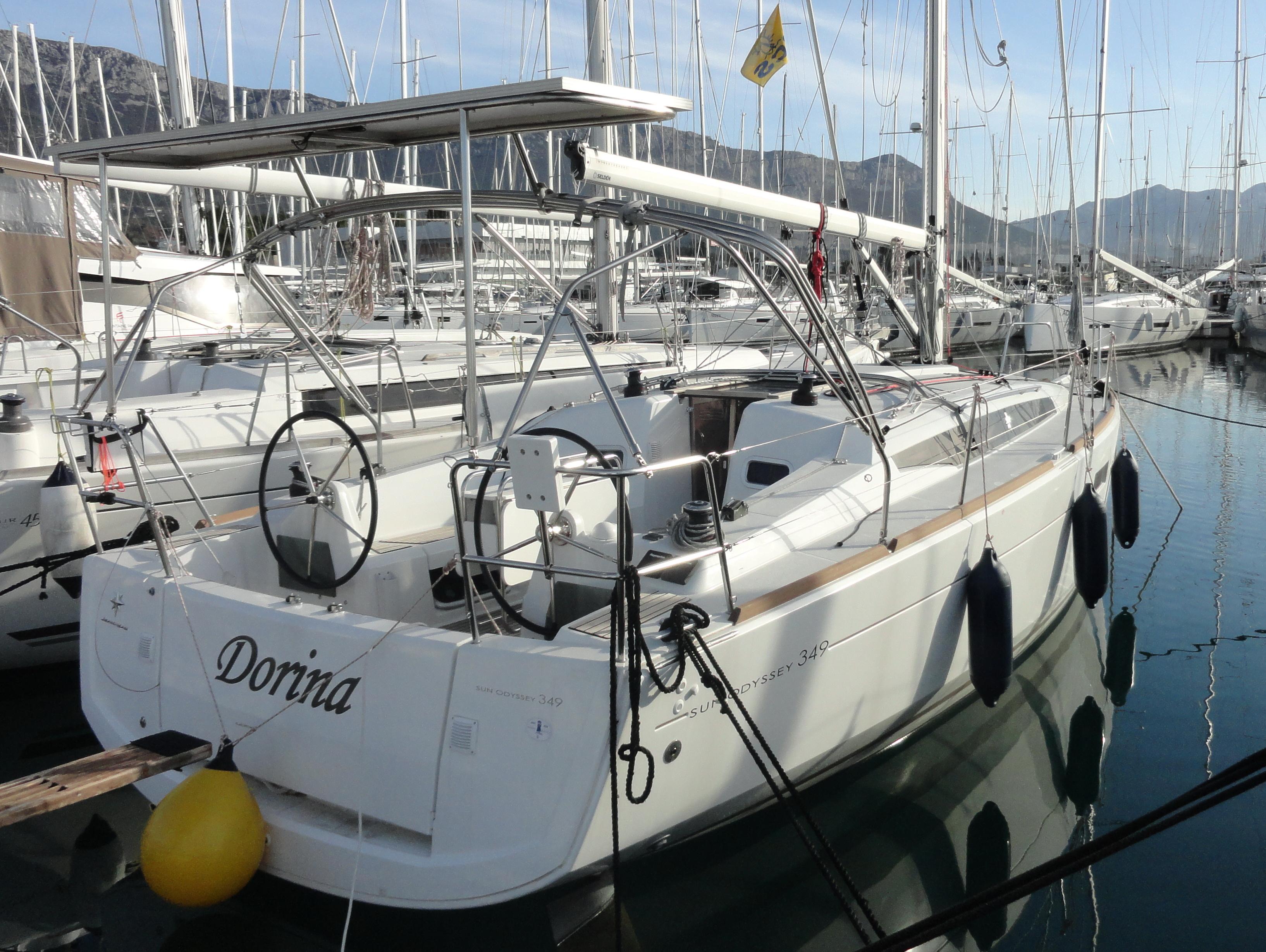 Dorina Sun Odyssey 349