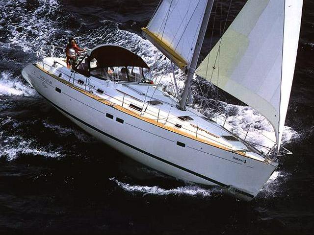 Mica Oceanis 411