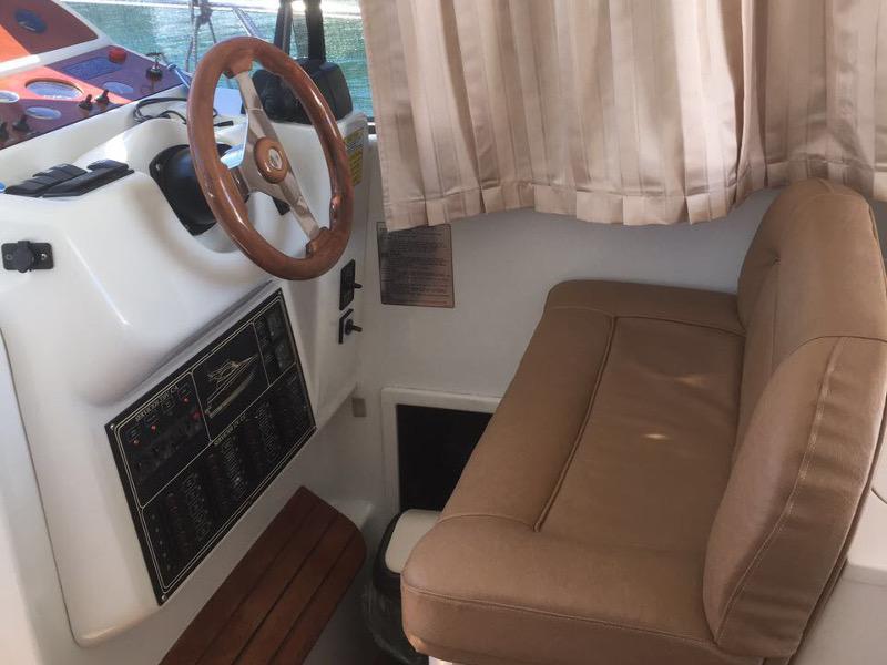 StarFisher 34[G], Powerboat
