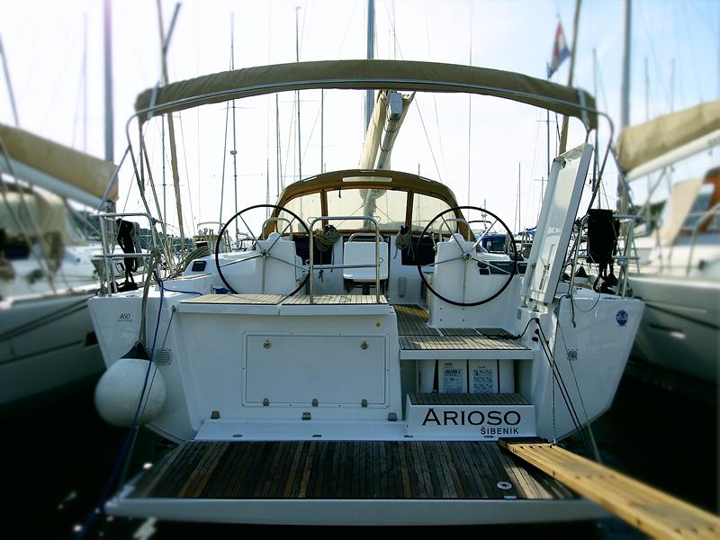 Arioso Dufour 460 Grand Large