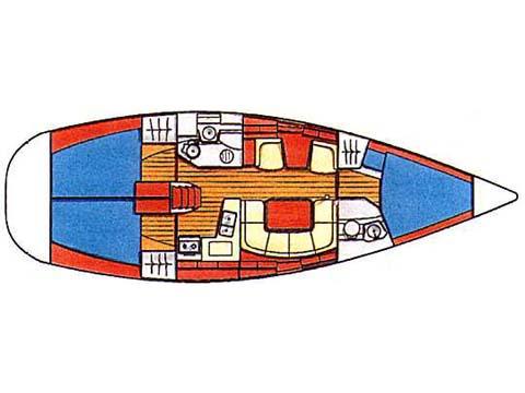 VIOLA ( new sails) 1