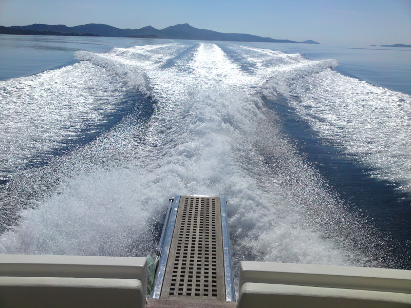 Azimut 43[G], Powerboat