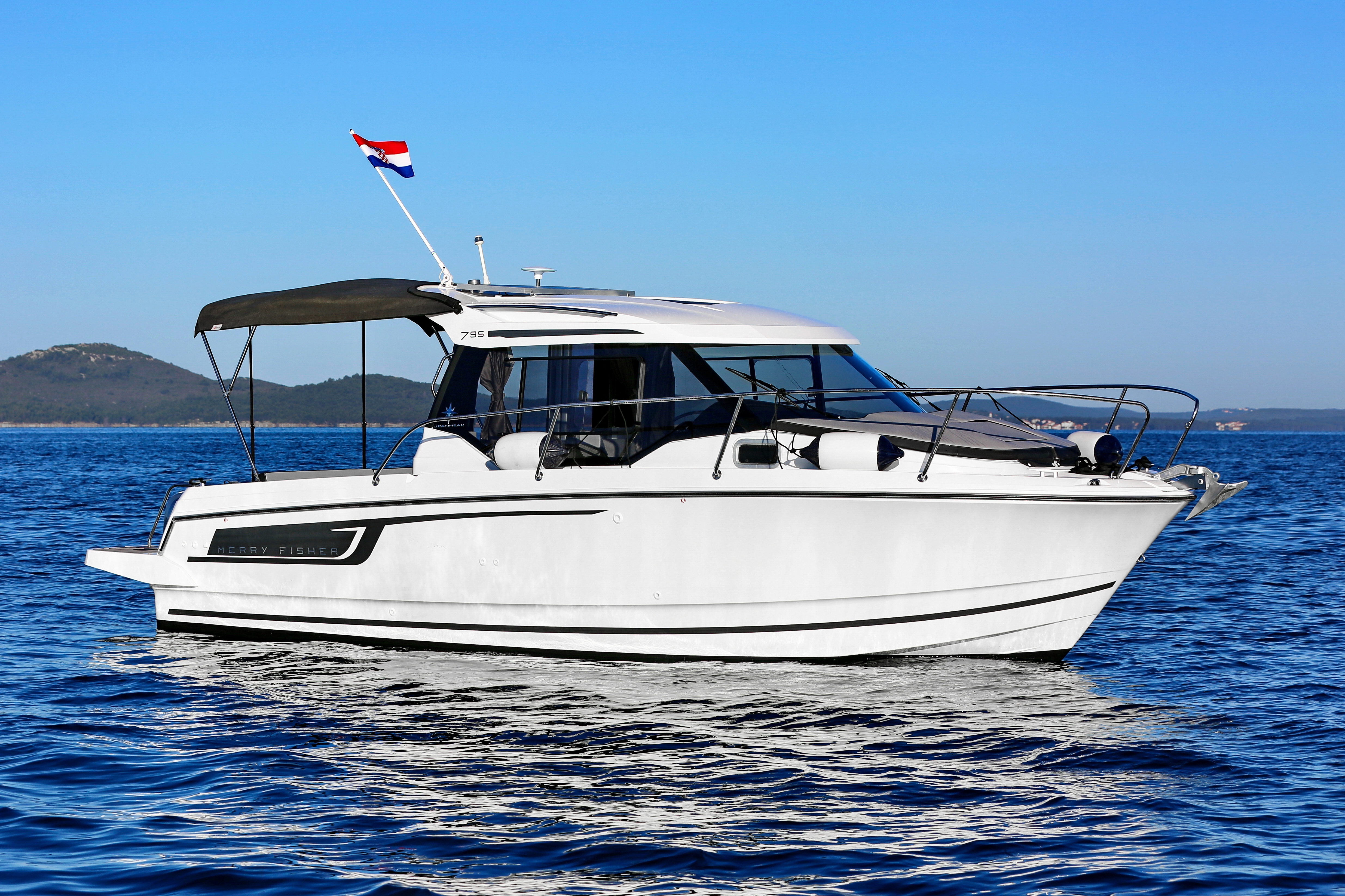 Merry Fisher 795[G], Powerboat