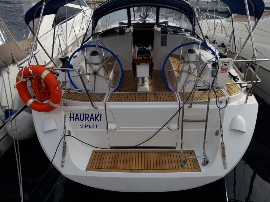 Hauraki (refitted 2021) Dufour 455 Grand Large