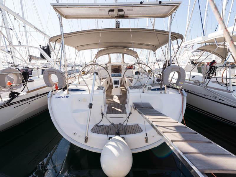 Midas  - Bow & Solar Bavaria 46 Cruiser