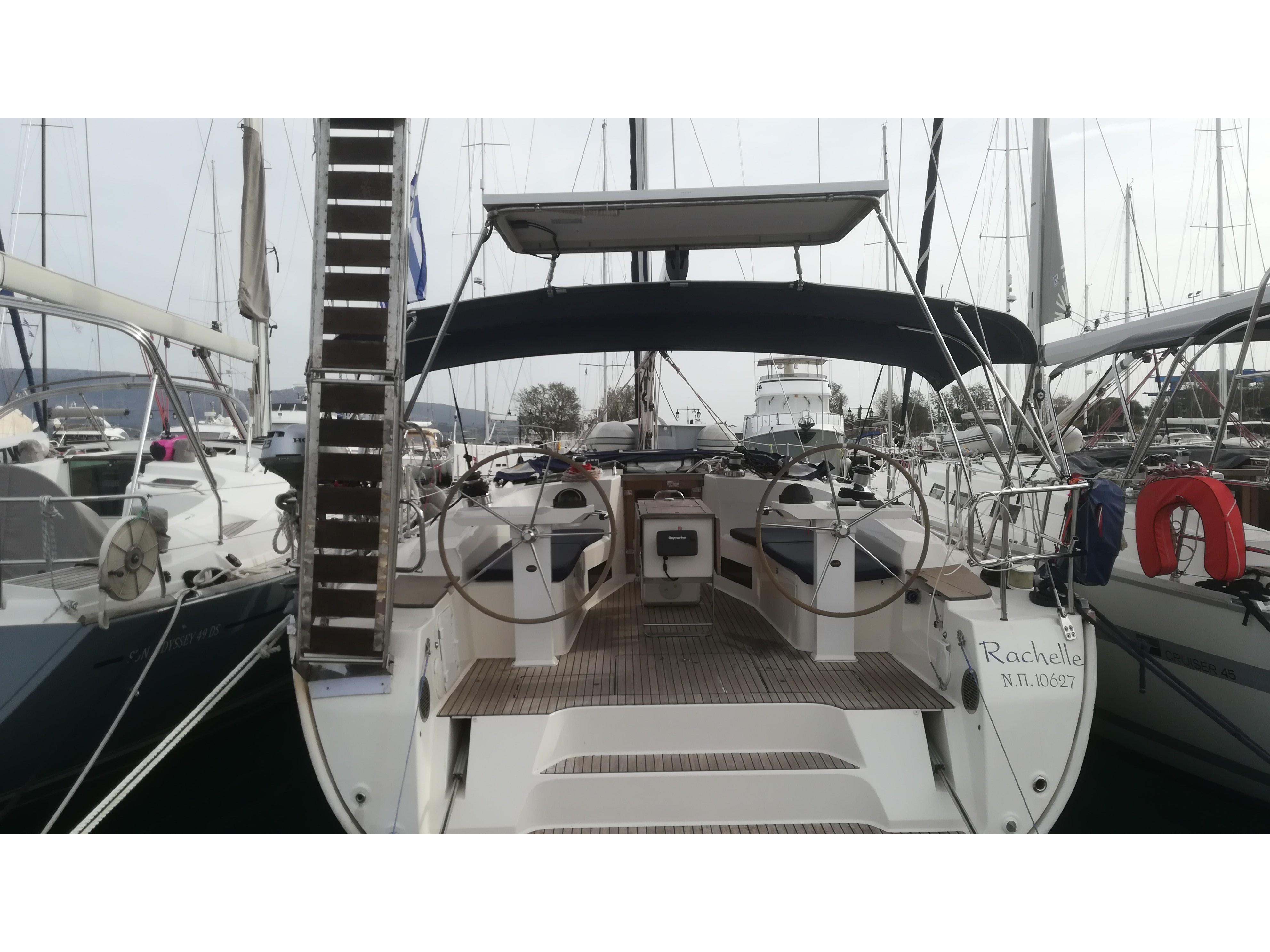 Rachelle Bavaria Cruiser 45