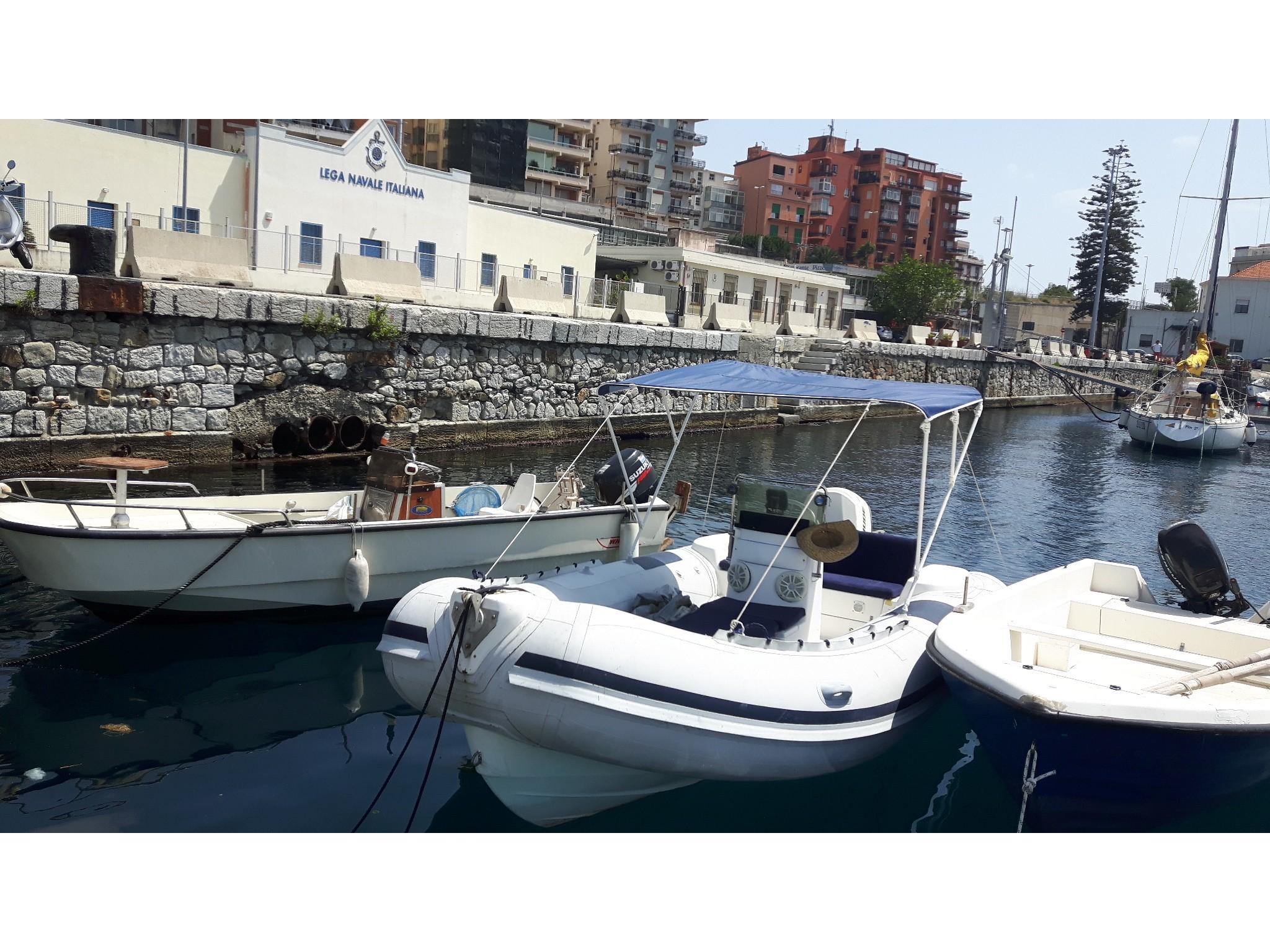 Pippo ITALBOAT PREDATOR D600 RIB