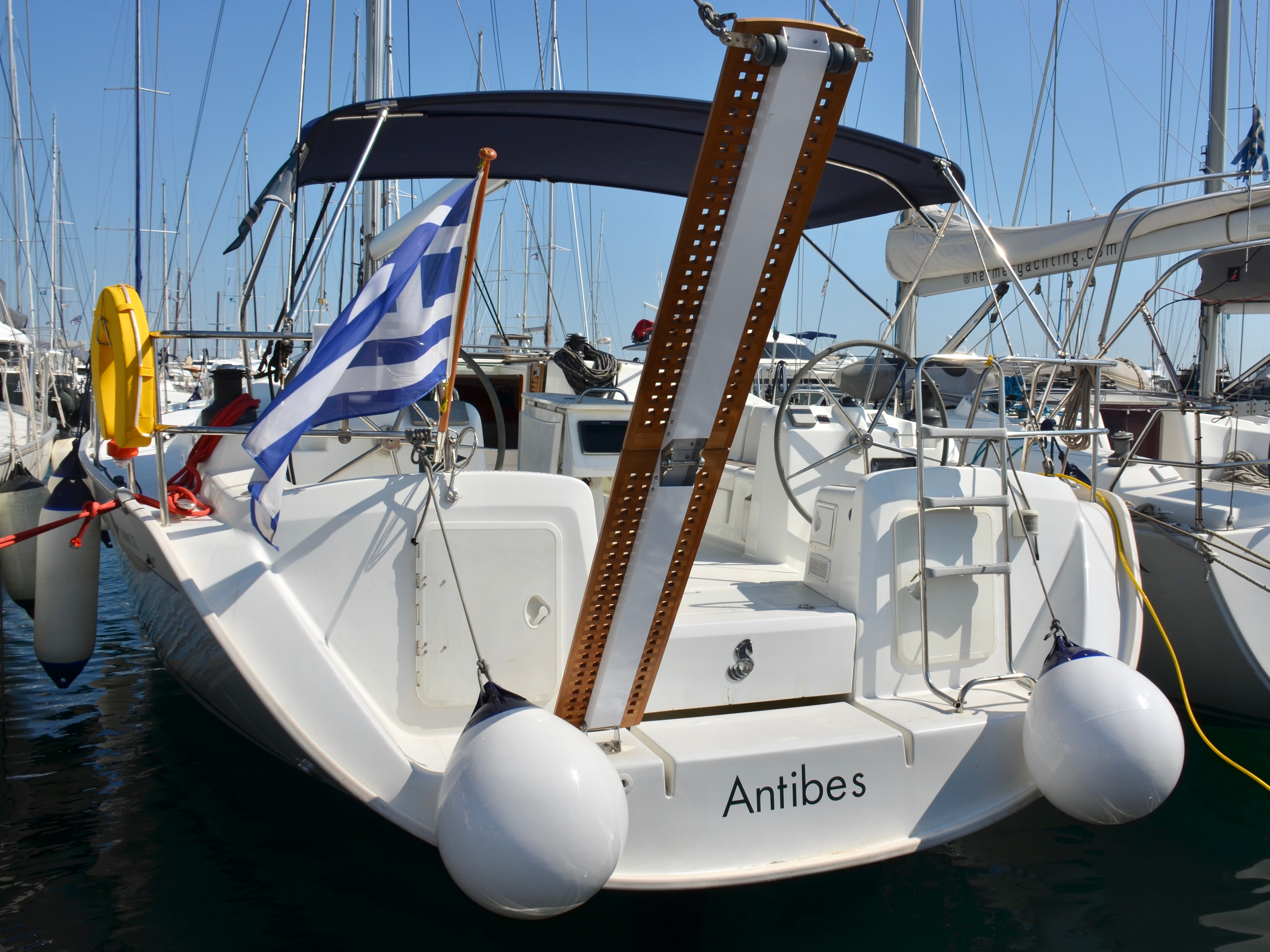 Antibes / Refit 2020 Cyclades 50.5
