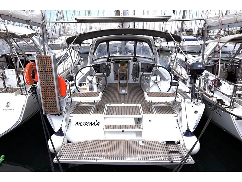 Norma Oceanis 41.1