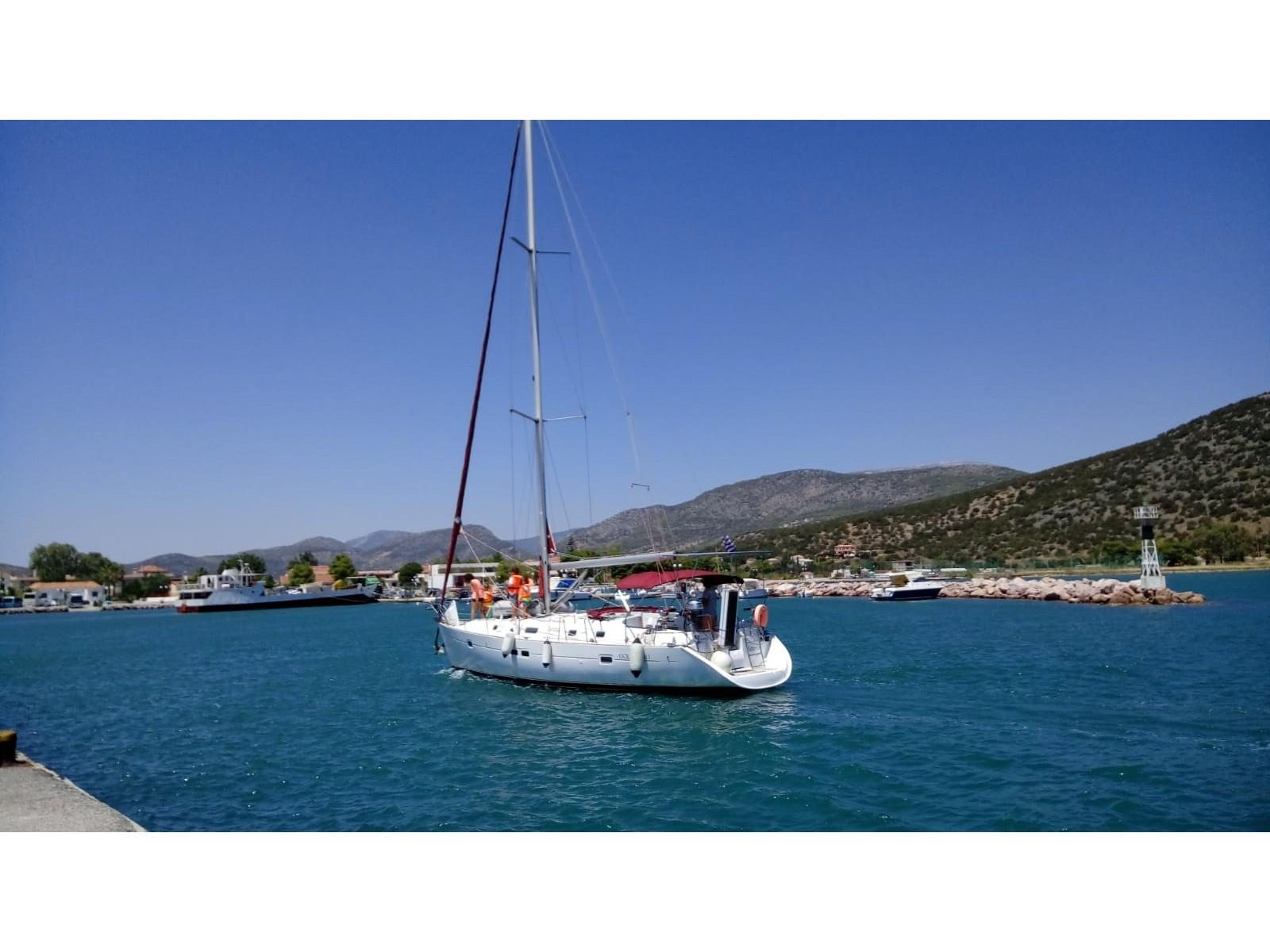 Artemis Oceanis 411