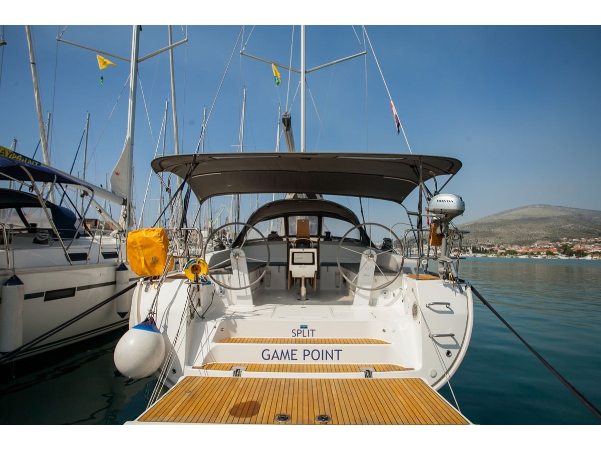 Game Point Bavaria Cruiser 51
