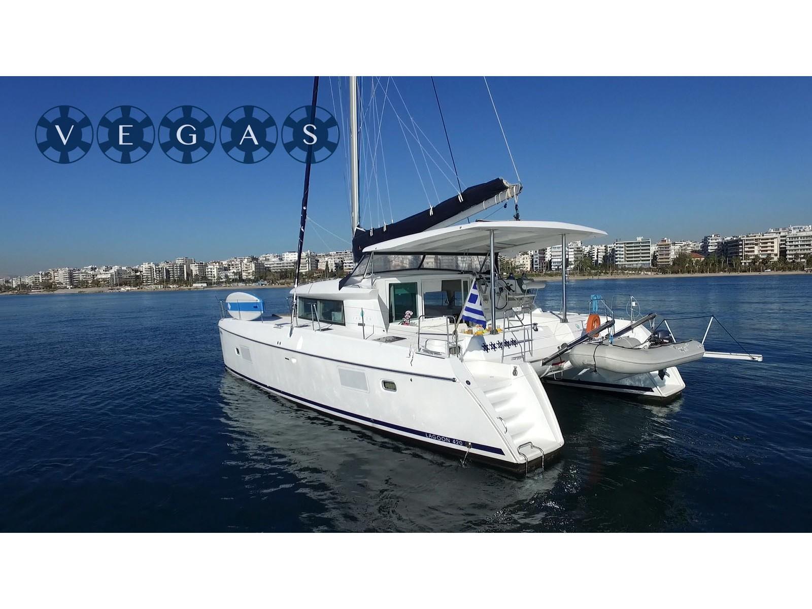 Vegas  - (A/C - Generator - Refit 2020) Lagoon 420
