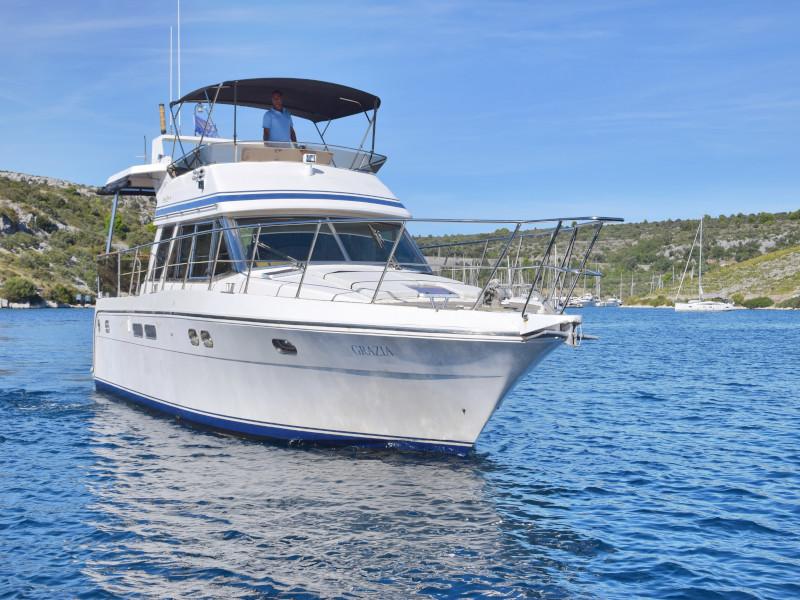 Yaretti 1570[G], Powerboat