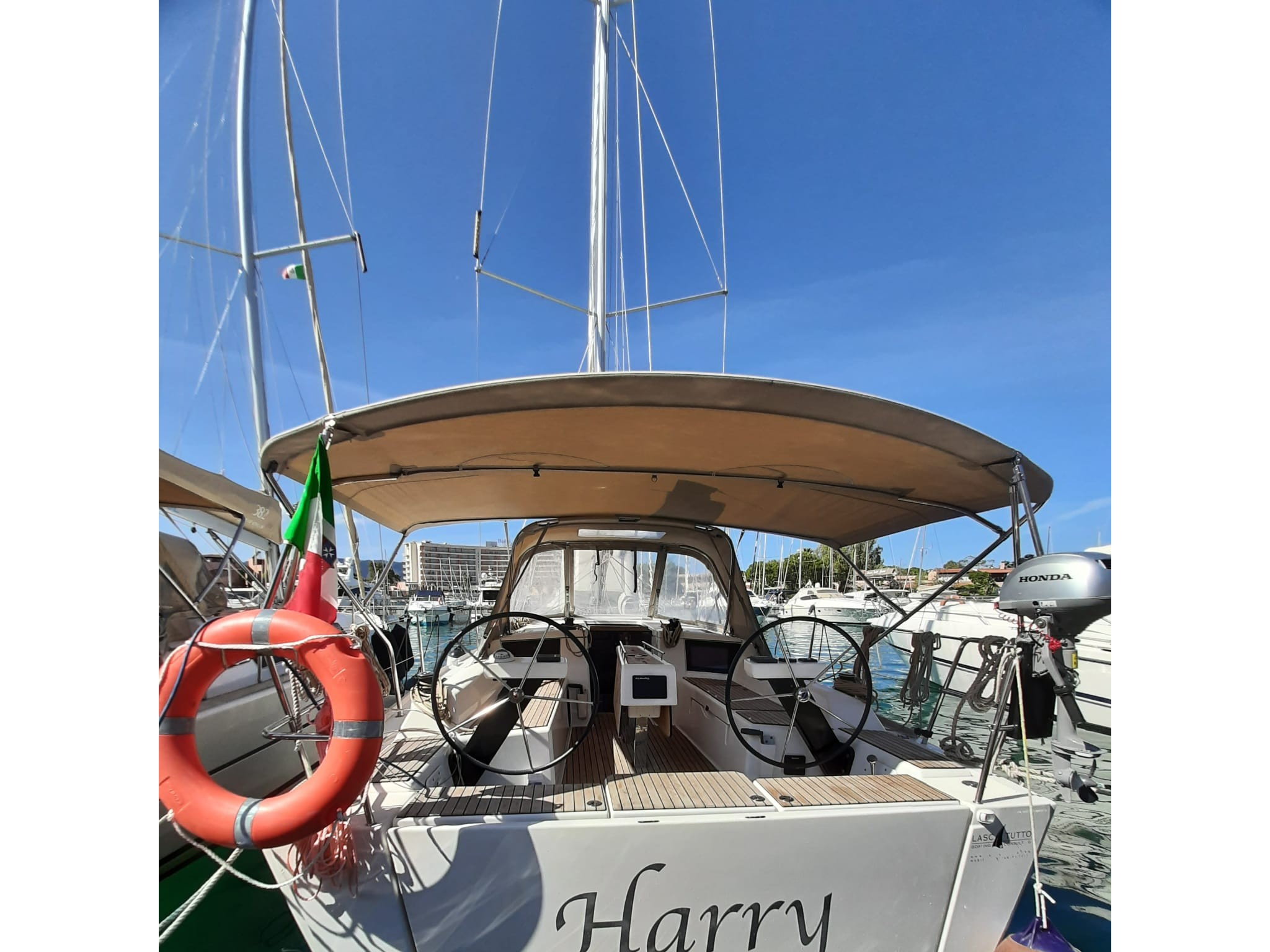 Harry Dufour 360 Grand Large