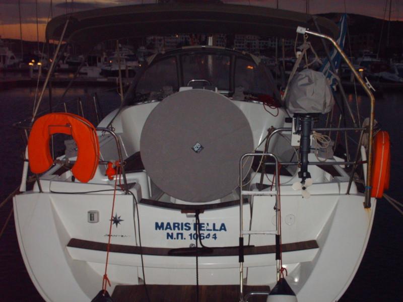 Maristella Sun Odyssey 36i