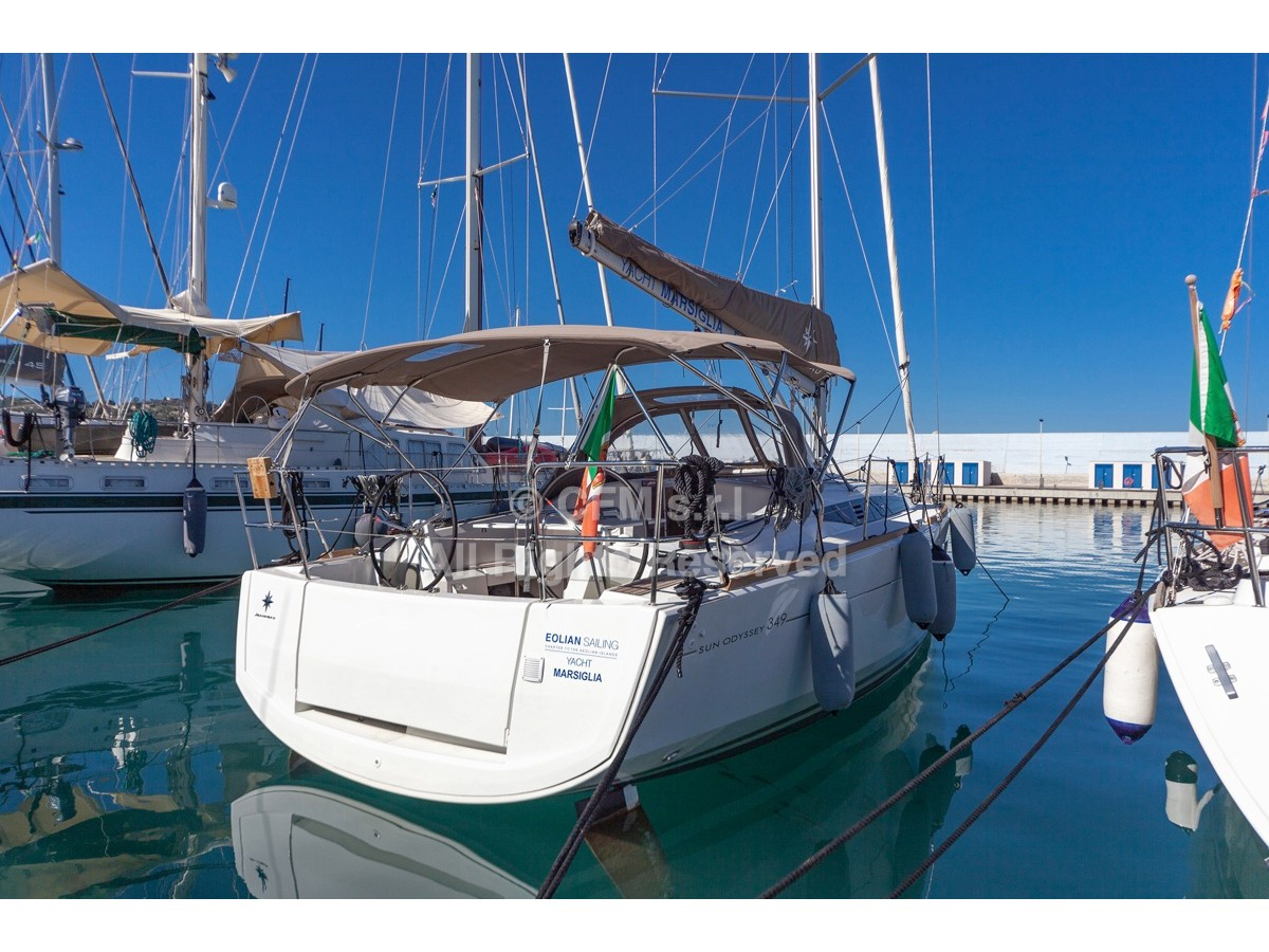 Marsiglia (NEW 2020) Sun Odyssey 349