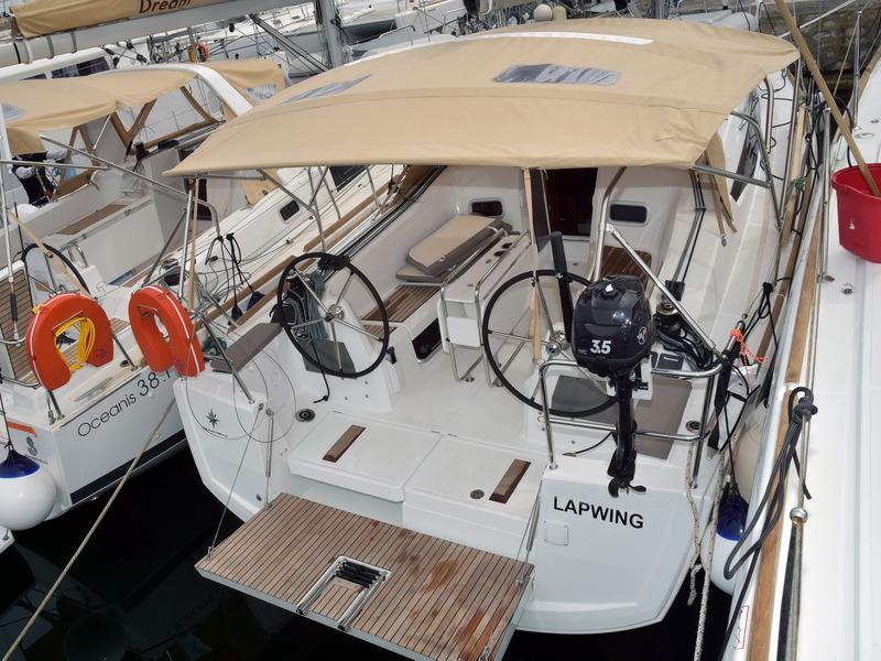 Lapwing Sun Odyssey 349