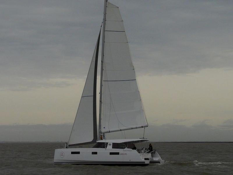 Sea Garden Nautitech Open 40