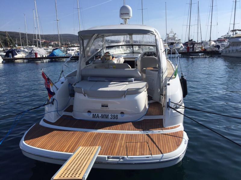 Bavaria S35[G], Powerboat