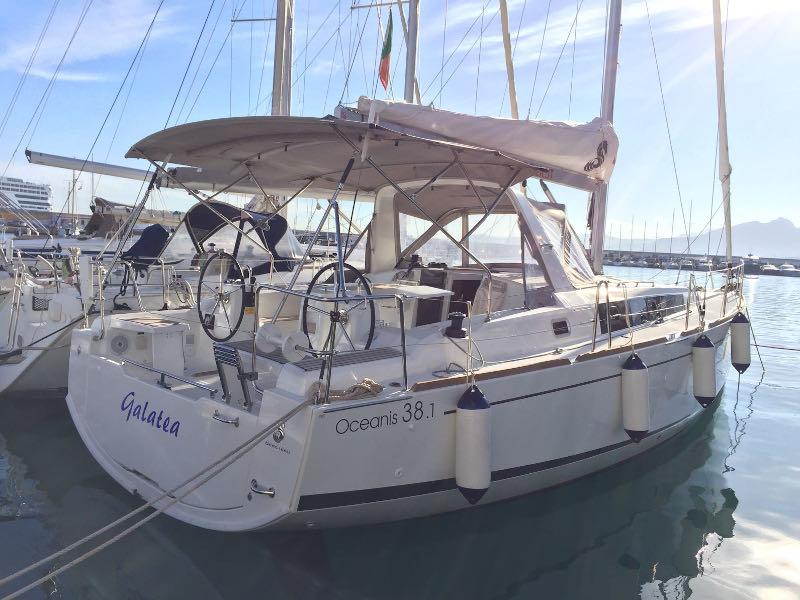 Galatea Oceanis 38.1