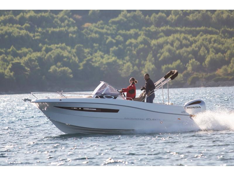 Milen Atlantic Marine Sun Cruiser 690
