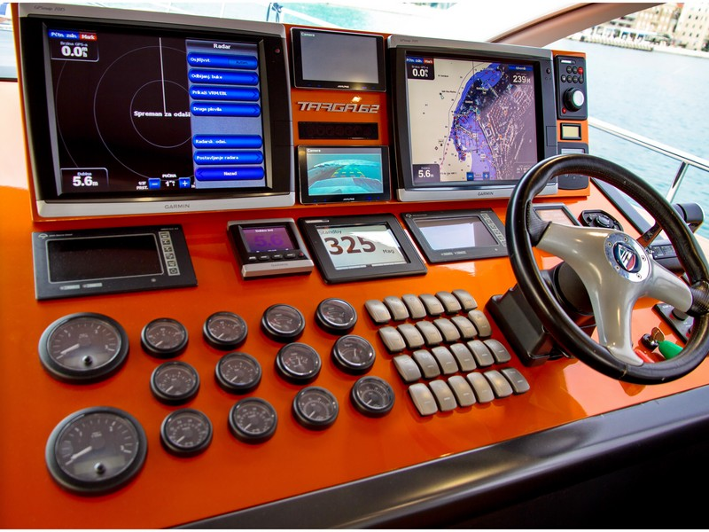 3553530398800098 luxury yacht croatia yacht charter fairline targa 62 08