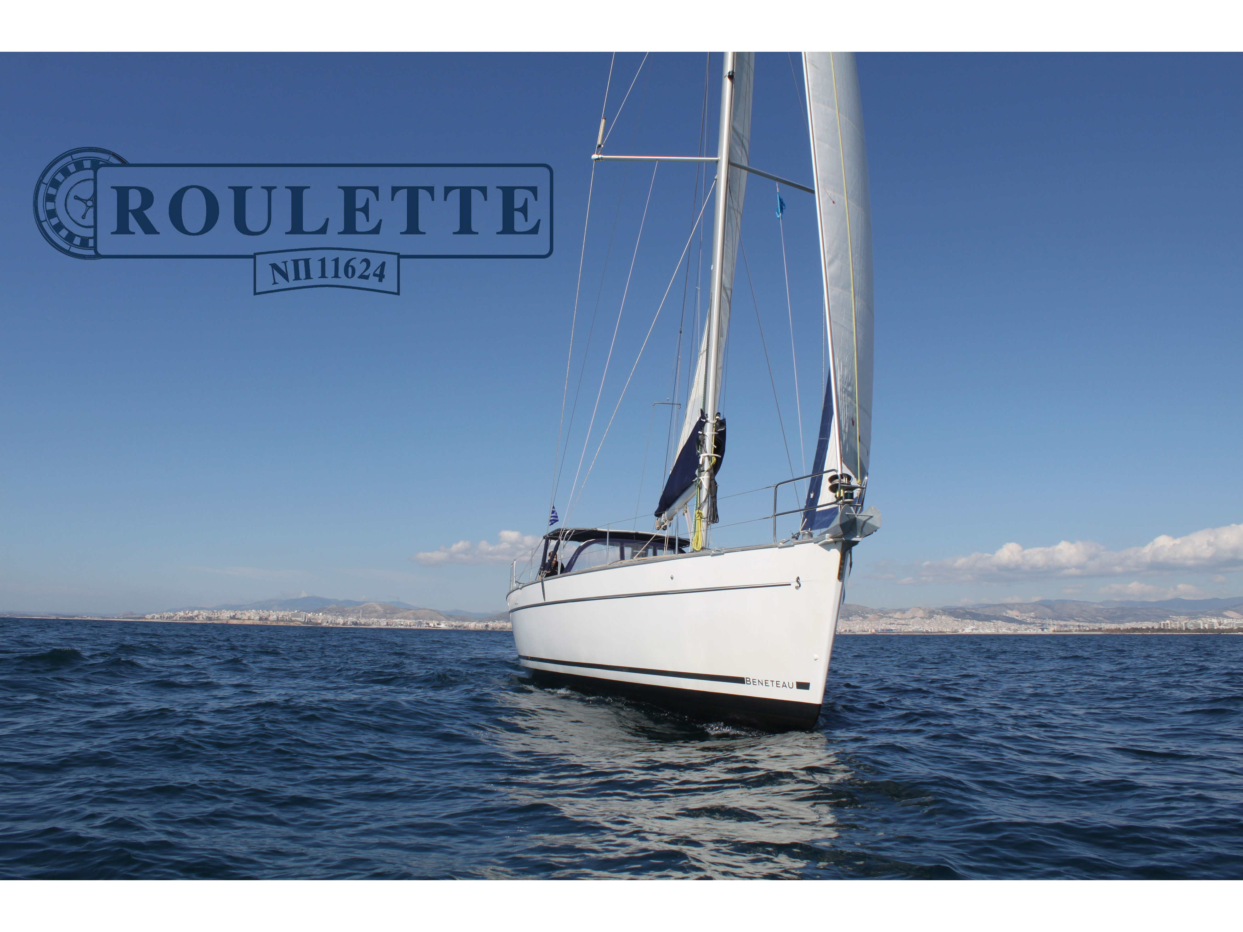 Roulette - (A/C - Generator - Refit 2020) Cyclades 50.5