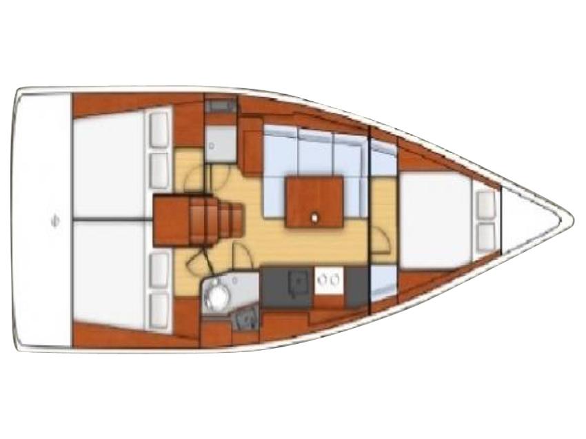 giustina - Plan image