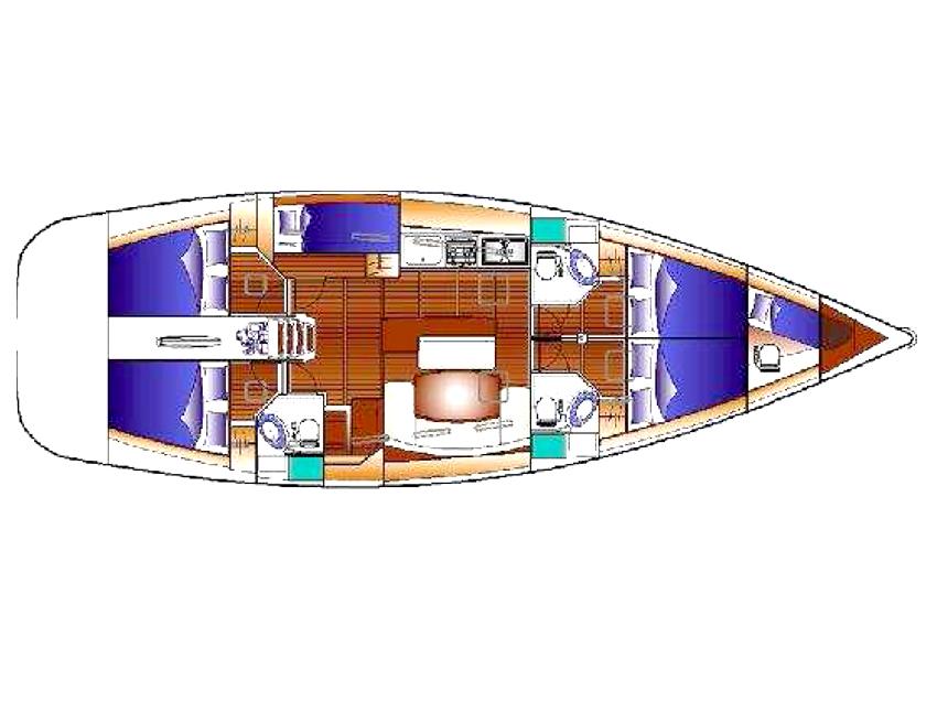 valeria - Plan image