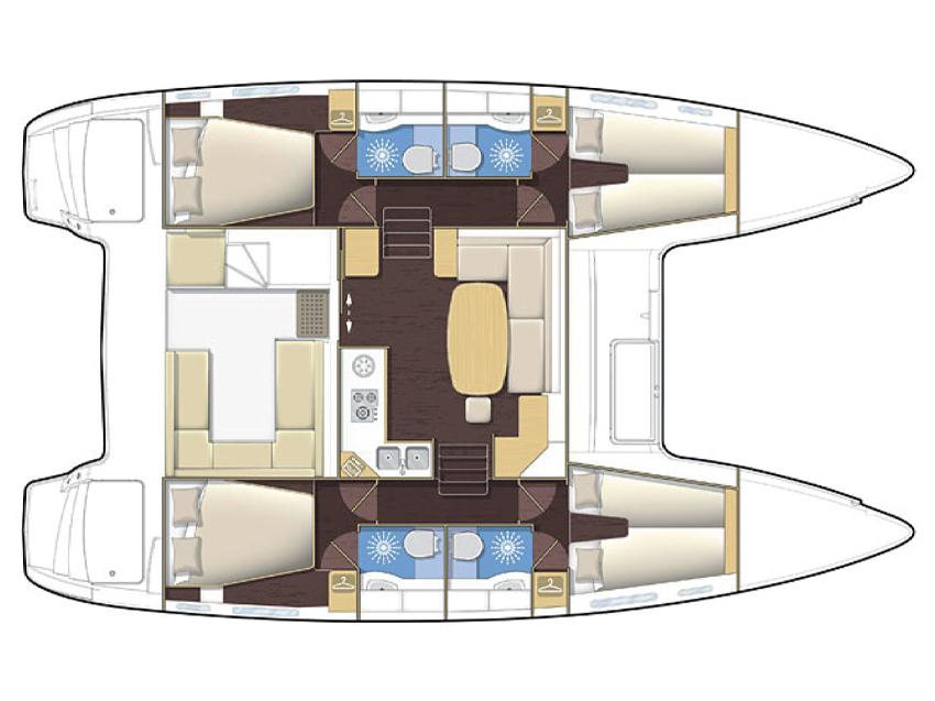 Arianna II - Plan image