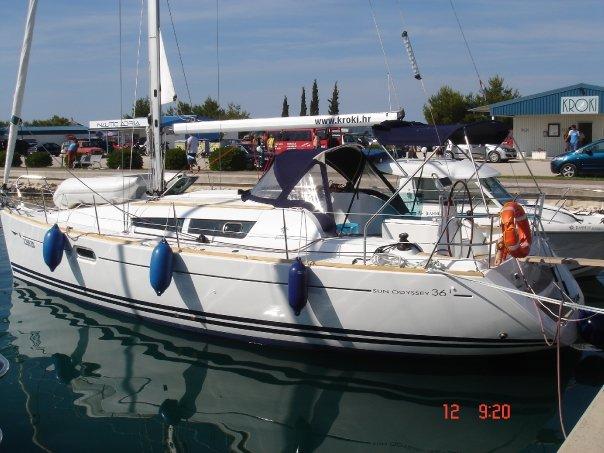 Sun Odyssey 36i - Sukošan/Zadar, Croatia