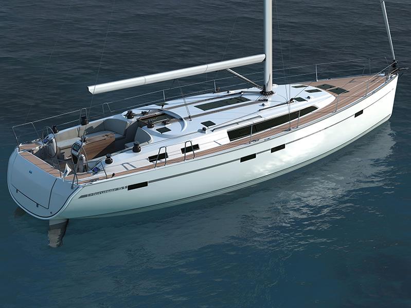 Queen Dina Bavaria Cruiser 46