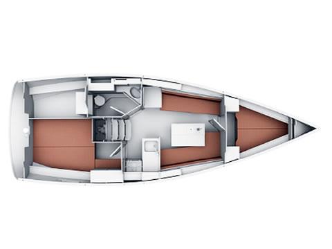 Bavaria Cruiser 32 - Biograd na Moru, Kroatien