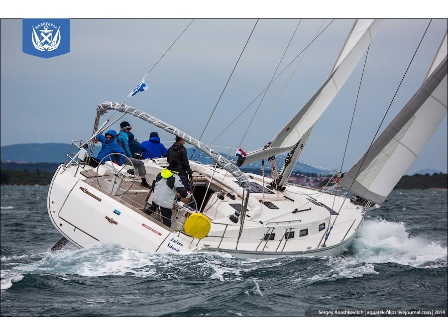 Lučina Bavaria Cruiser 45