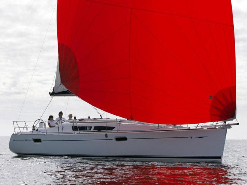 Sun Odyssey 39i - Biograd na Moru, Croatia