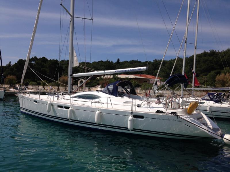 Sanja Sun Odyssey 54DS