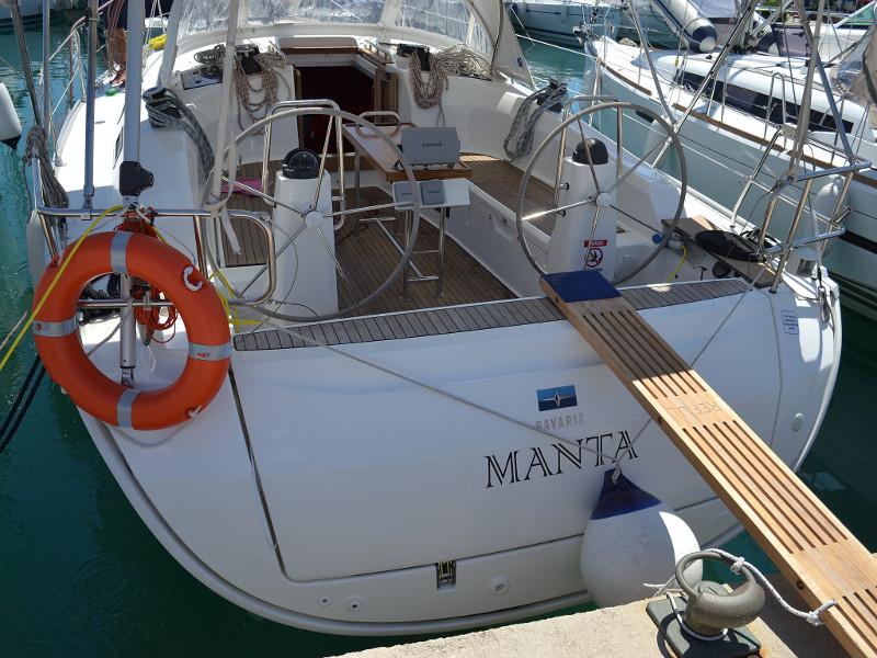 Manta 17