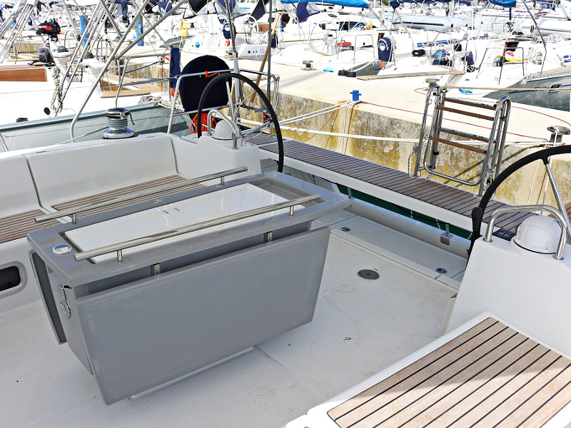 OCEANIS 48 BT - Sukošan/Zadar, Croatia