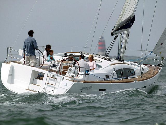 Oceanis 40 (2009)