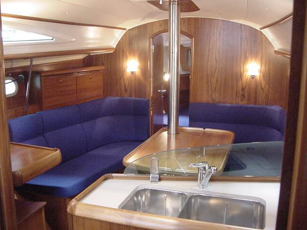 Sun Odyssey 35, Athenian Yachts